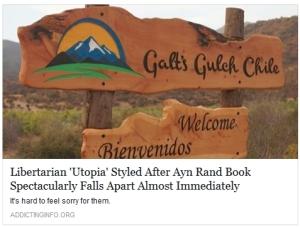 Ayn Rand utopia