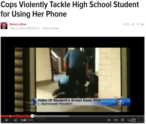 cops student
