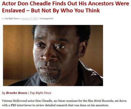 Cheadle slaves