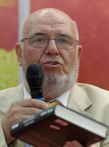Petre Anghel, Bookfest 2014 Bucuresti. Lansarea Istoriei politice a literaturii romane postbelice.