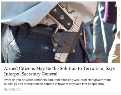 armed citizens