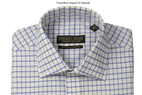 Trump's shirts