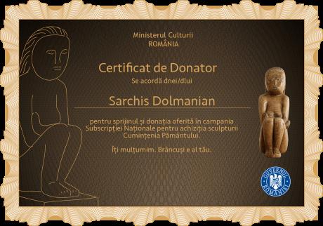 certificat-de-donator_14687385370029