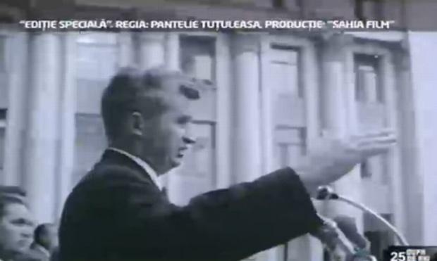 Ceausescu praga