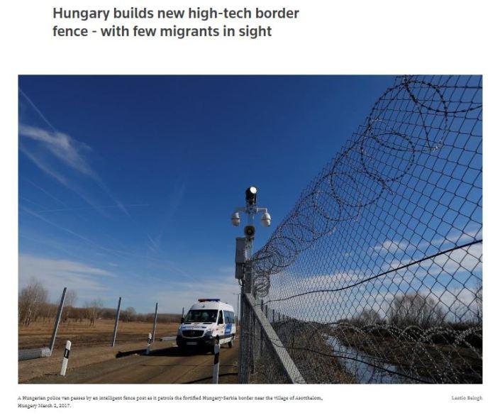 hungary wall