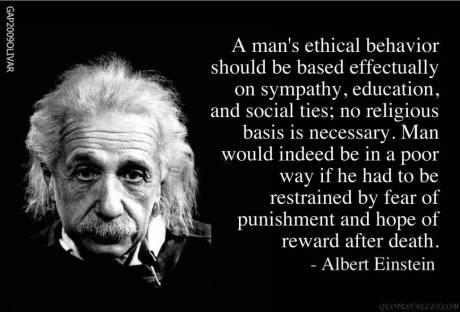 a-mans-ethical-behavior